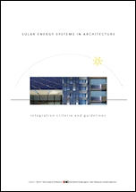 T.41.A.2: Solar Energy Systems in Architecture - Integration Criteria and Guidelines